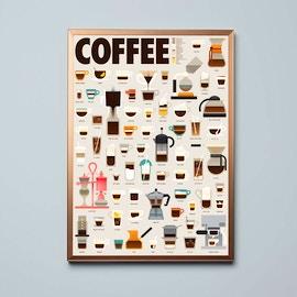 Stampa caffè