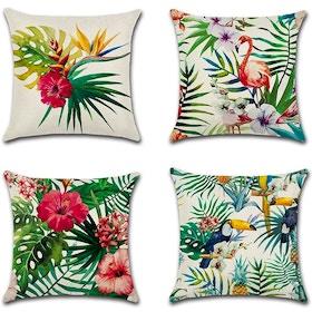 Federe cuscini tropicali