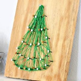 Albero di Natale fai da te: idee creative e tutorial