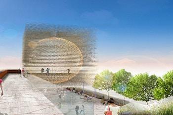 Hive - Padiglione UK Expo 2015