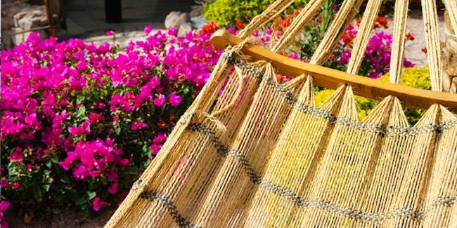 Amaca Fai Da Te.L Estate Tempo Di Relax Suggerimenti Per Montare Un Amaca In Giardino