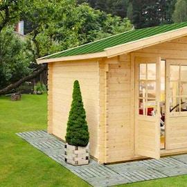 Casette in legno per esterni: sicure, robuste ed esteticamente d'impatto