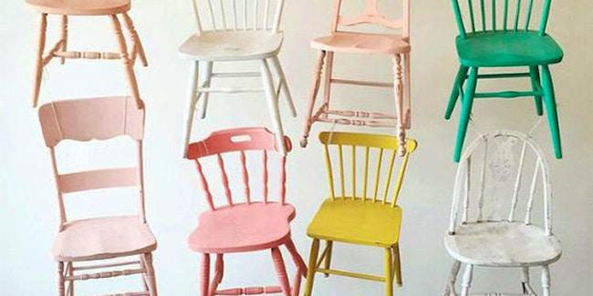 Sedie A Legno Curvo E Impagliate.Come Rinnovare Sedie In Legno Idee E Colori