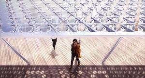 La copertura Sun&Shade di Carlo Ratti a Dubai
