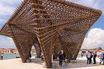 Bamboo Stalactite