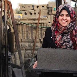 Un architetto per la ricostruzione di Gaza: mattoni sostenibili dalle macerie