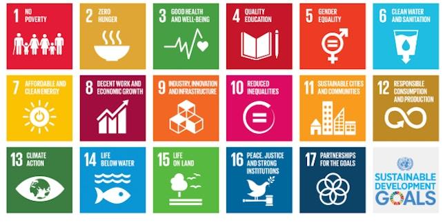 Obiettivi Di Sviluppo Sostenibile I 17 Obiettivi Dell Agenda 2030