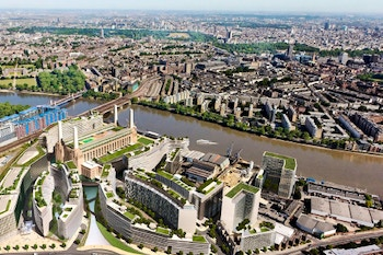 Battersea Power Station masterplan