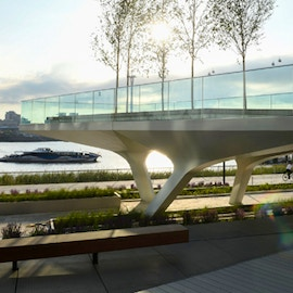 The Tide, la High Line di Londra, apre al pubblico