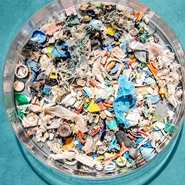 Un'isola (di plastica) nell'Oceano: Great Pacific Garbage Patch
