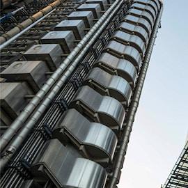 Lloyd's e Leadenhall building a Londra: Richard Rogers 20 anni prima e dopo