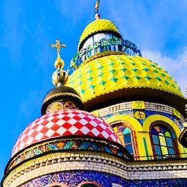 Il Tempio di tutte le religioni: l'architettura del mondo in un unico complesso