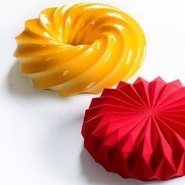 Dessert architettonici: le creazioni di design di pasticcieri architetti