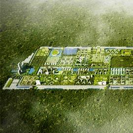 La città foresta di Stefano Boeri modello di smart city a tutto tondo