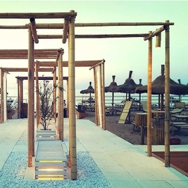 Lido Bambù: l'ecologia al mare ai tempi del distanziamento sociale