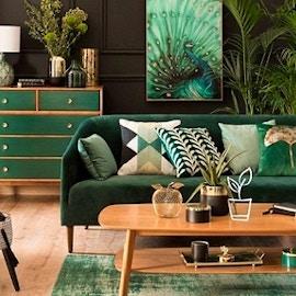 Ristrutturare e arredare casa in stile tropicale