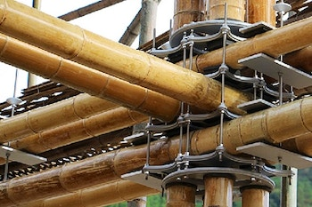 Bamboo Eco Dome